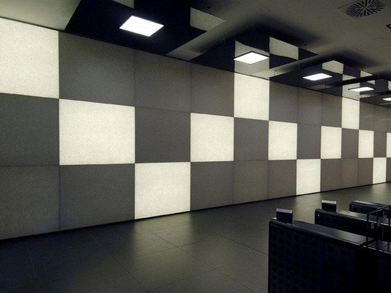 habillage murs et sol en quartz agencement pierres. Black Bedroom Furniture Sets. Home Design Ideas